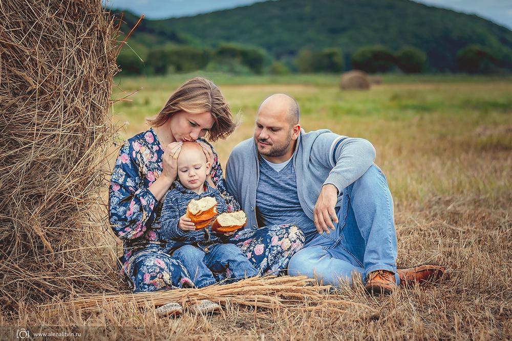 Фотограф Алена Литвин съемка семья