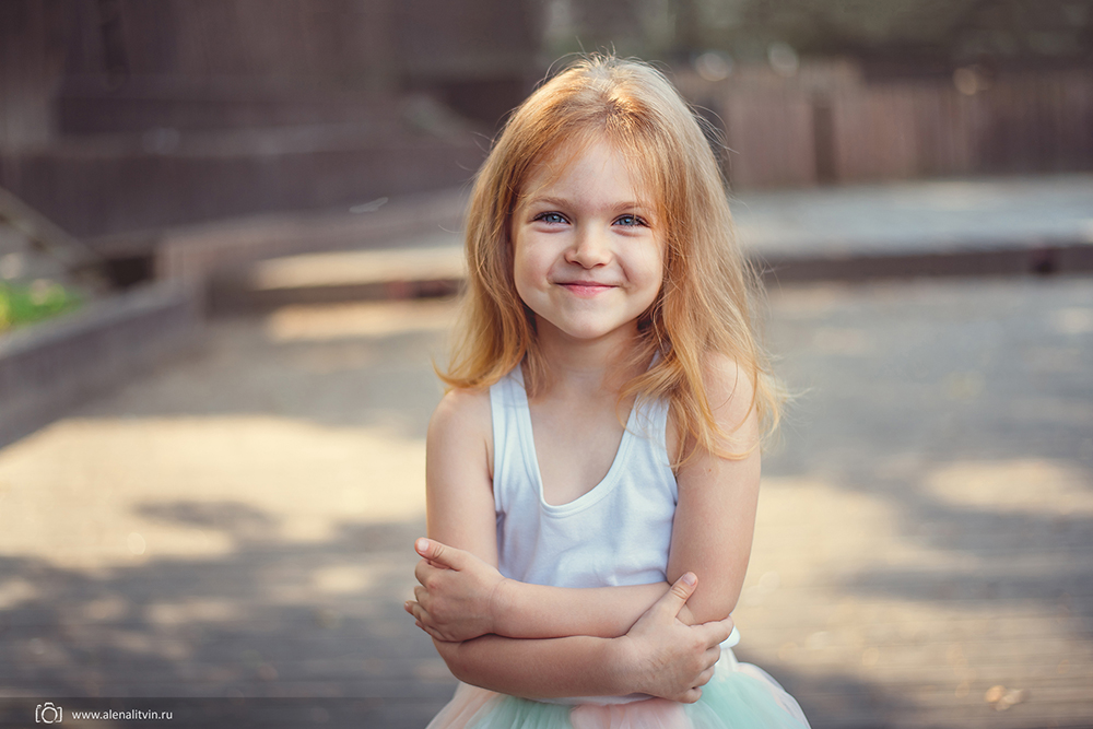 Фотограф Алена Литвин съемка дети